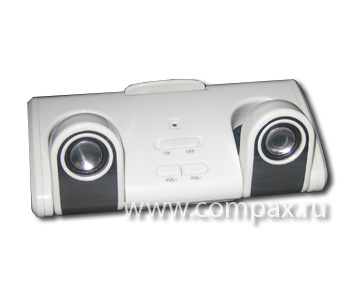 Колонки MP3 Mini Sound Box (Z-618)