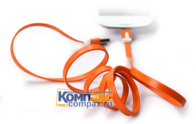 PDA Кабель MicroUSB Color cable (CMIC001)