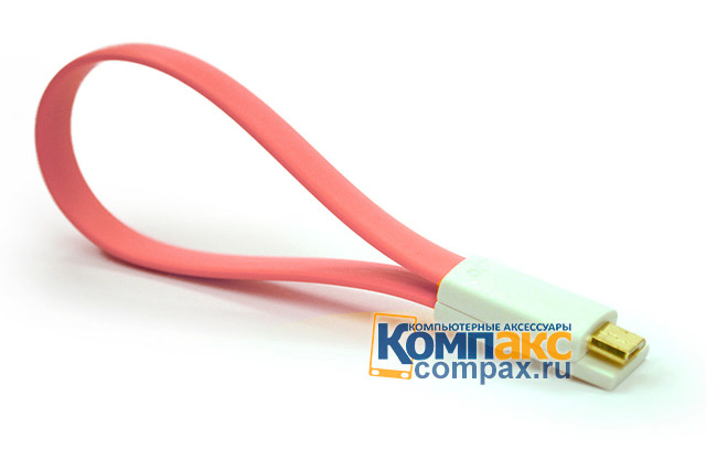 PDA Кабель VOJO Magnet MicroUSB Cable Grey (VMMCGR)